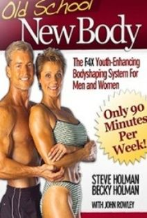 Old School New Body ebook cover