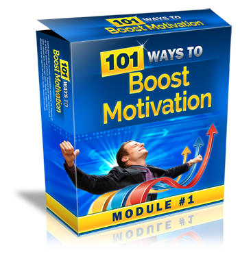 101 Ways To Boost Motivation audio course