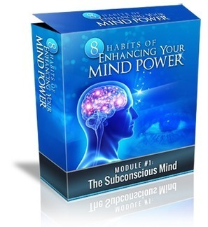 8 Habits To Enhance Your Mind Power ebook cover