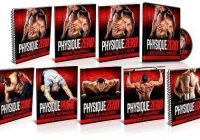 Physique Zero ebook cover
