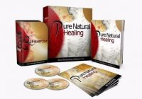 Pure Natural Healing ebook cover