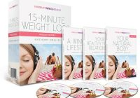 15 Minute Weight Loss Program e-cover