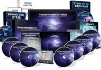 The Thought Manifestation Program e-cover
