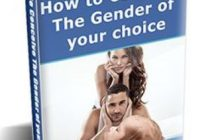 How To Conceive The Gender Of Your Choice ebook cover