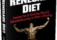 Renegade Diet e-cover