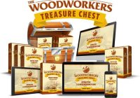 Woodworkers Treasure Chest book cover