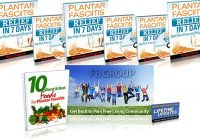 Plantar Fasciitis Relief In 7 Days e-cover