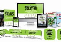 Kidney Disease Solution e-cover