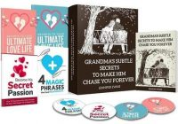 Grandma's Subtle Secrets To Make Him Chase You Forever PDF