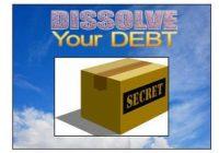 Dissolve Your Debt PDF