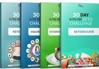30-Day Ultra-Fast Keto challenge PDF